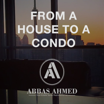 From house to condo